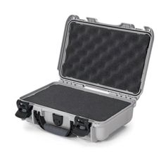 Nanuk 909 Waterproof Professional Pistol/Gun Case, Military Approved with Foam Insert - Tan, Beige Small Drones, Smith N Wesson, Gun Cases, Tools And Equipment, Hand Guns, Shells, Walmart, Military, This Or That Questions