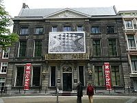 The Escher Museum; http://euler.slu.edu/escher/index.php/M.C._Escher
