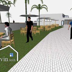 پروژه طراحی مرکز فراغت با تمامی مدارک طراحی