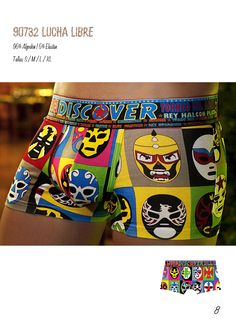Diseños Raquel Seda, para Discover Underwear