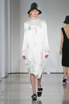 Jill Sander's spring collection.