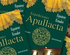 "Echa un vistazo a este proyecto @Behance:""Expediciones Apullacta"" https://www.behance.net/gallery/10642455/Expediciones-Apullacta"