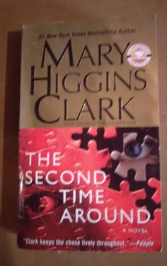 The Second Time Around by Mary Higgins Clark Paperback) for sale online Mary Higgins Clark, Cozy Mysteries, Book Authors, My Books, Two By Two, October, Reading, Ebay, Word Reading