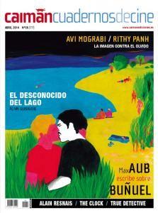 Caimán cuadernos de cine nº 26, Abril 2014