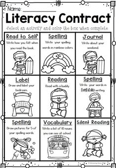 Bloom's taxonomy for reading activity. This is a quick