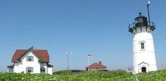 sunshine on Race Point Lighthouse - Outer Cape Cod