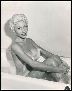 "Sharon Knight aka. ""Lili St. Cyr's protogé"".."