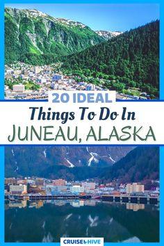 Alaska Cruise Tips, Alaska Travel, Juneau Alaska, Alaska Usa, Japan Travel Tips, Travel Usa, Alaska Destinations, United States Travel, Vacation Trips