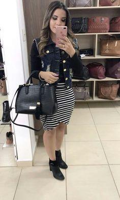 B Fashion, Curvy Fashion, Modest Fashion, High Fashion, Autumn Fashion, Fashion Dresses, Womens Fashion, Fashion Trends, Church Outfits