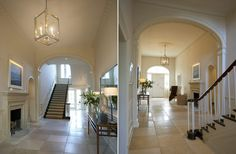 Hallway ~ Horton & Co