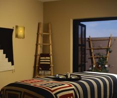 Treatment Room at Tamaya Mist Spa & Salon
