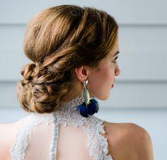 Braut Frisur