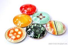 PaperVine: Fun Magnets & Tutorial (Kaisercraft)