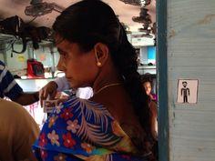 #Damiaanactie Mediadriehoek 2013 Zuid #India #Madras #Chennai #TVOost Ost-Vlaanderen - met 'Witty City People' van www.KimCraenen.be