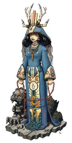 images of Atlantean priestesses - Google Search