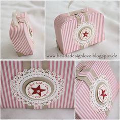 beadsdesign     ♥♥♥♥    love: Koffer Mädchen