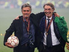"""Calciomercato Inter: Moratti choc """"Mourinho torna tra tre anni"""""""