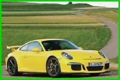 Porsche : 911 GT3 *MI:1K *SPORT CHRONO *ILLUMINATED DOOR SILLS 14 RACE YELLOW GT-3 3.8L H6 PDK COUPE *LED HEADLIGHTS *CERAMIC BRAKES *LOW MILES - http://www.legendaryfind.com/carsforsale/porsche-911-gt3-mi1k-sport-chrono-illuminated-door-sills-14-race-yellow-gt-3-3-8l-h6-pdk-coupe-led-headlights-ceramic-brakes-low-miles/