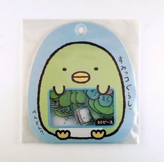 Sticker Flakes Sack Sumikkogurashi San-X - http://www.stationeryheaven.nl/stickerflakessacks