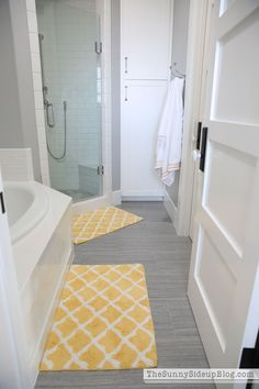 Favorite Decor From Pottery Barn Sunny Side Up Bathroom Apartment