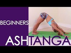 Beginner Ashtanga, Practice the Sun Salutations with Kino - YouTube