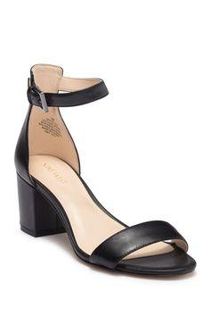 59a91b43415 Nine West - Fields Ankle Strap Block Heel Sandal is now 44% off. Free