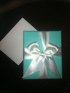 So excited for my Tiffany's gift from Arbonne!! Ask me how if interested!