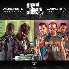 GTA 5 PC Release Delayed http://www.ubergizmo.com/2015/02/gta-5-pc-release-delayed/