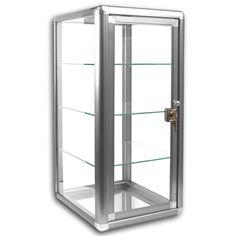 Glass Display Case $154