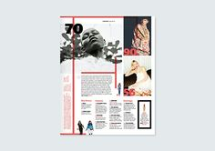 Chris Clarke: The Guardian, The Fashion redesign