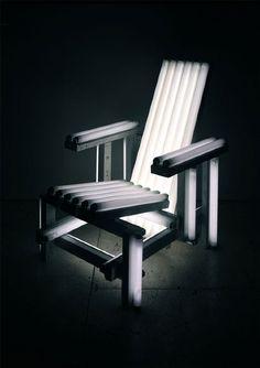Ivan Navarro. electric Chair
