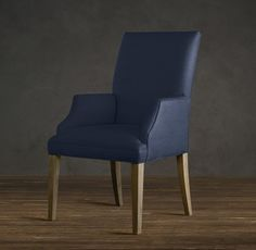 Hudson Parsons Upholstered Armchair