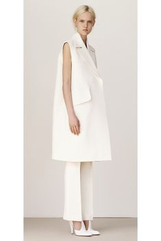 Céline Resort 2015 Fashion Show Collection: See the complete Céline Resort 2015 collection. Look 15