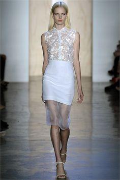 Sfilata Cushnie et Ochs New York - Collezioni Primavera Estate 2013 - Vogue