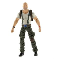 This actually makes a better John McClane figure than the old NECA one.