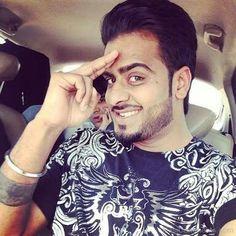 Mankirt Aulakh #selfie the ♢♢JUGAADI JATT♢♢Punjabi singer✌✌