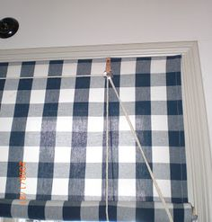 how to make swedish blinds
