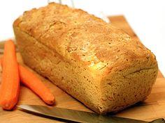 Glutenfri morotslimpa (kock recept.nu)