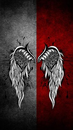 Angel Wings iPhone Wallpaper - iPhone Wallpapers
