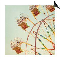 Big Wheel Detail SwitchArt&#8482 Print at AllPosters.com