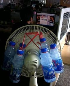 Don't Sweat It! 7 Life Hacks to Help You Beat the Heat 1 - https://www.facebook.com/diplyofficial