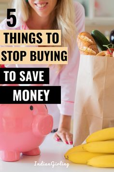 Wanna save more money? These 5 simple and easy money saving tips will show you what expenses to cut in order to save money fast! Budget, save and grow your wealth fast when you cut down on these 5 things! #moneysavingtips #moneysaving #savemoneyfast #moneysavingchallenge #ideas