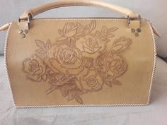Top Handle Women Bag by TurquoiseLeather on Etsy