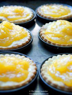 Mini Lemon Meringue Pies (The Hungry Australian)