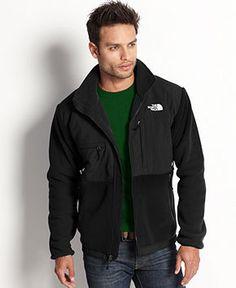 The North Face Jackets, Polartec Denali Fleece Jacket - Men - Macy's (bill)