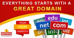 Do you want your online identity contact: 9952300300 #webhosting #webdesign #sathyainfo