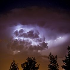 I've always had a fascination with lightning, I don't know exactly why, but I think it's incredibly awesome and soothing even. So here are some amazing gifs of lightning. Because why not amirite? (I'm sorry to those whos gifs don't load well on mobile) - Imgur
