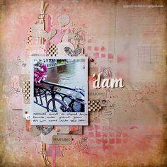 'dam by Riikka Kovasin for 7 Dots Studio