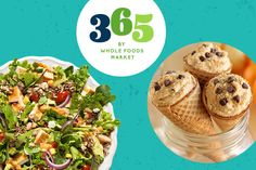 3 Things to Know: Wendy's Power Mediterranean Chicken Salad, Less Expensive Whole Foods Chain, How to Make Pumpkin Pie Cannoli Cones