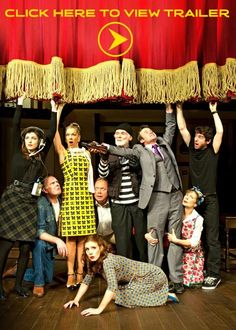 Noises Off - a farce of a farce at the Old Vic (until 10 March)